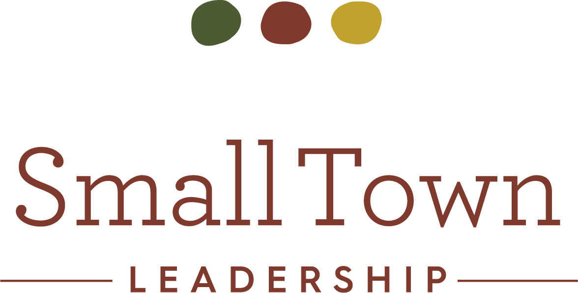 Small Town Leadership logo
