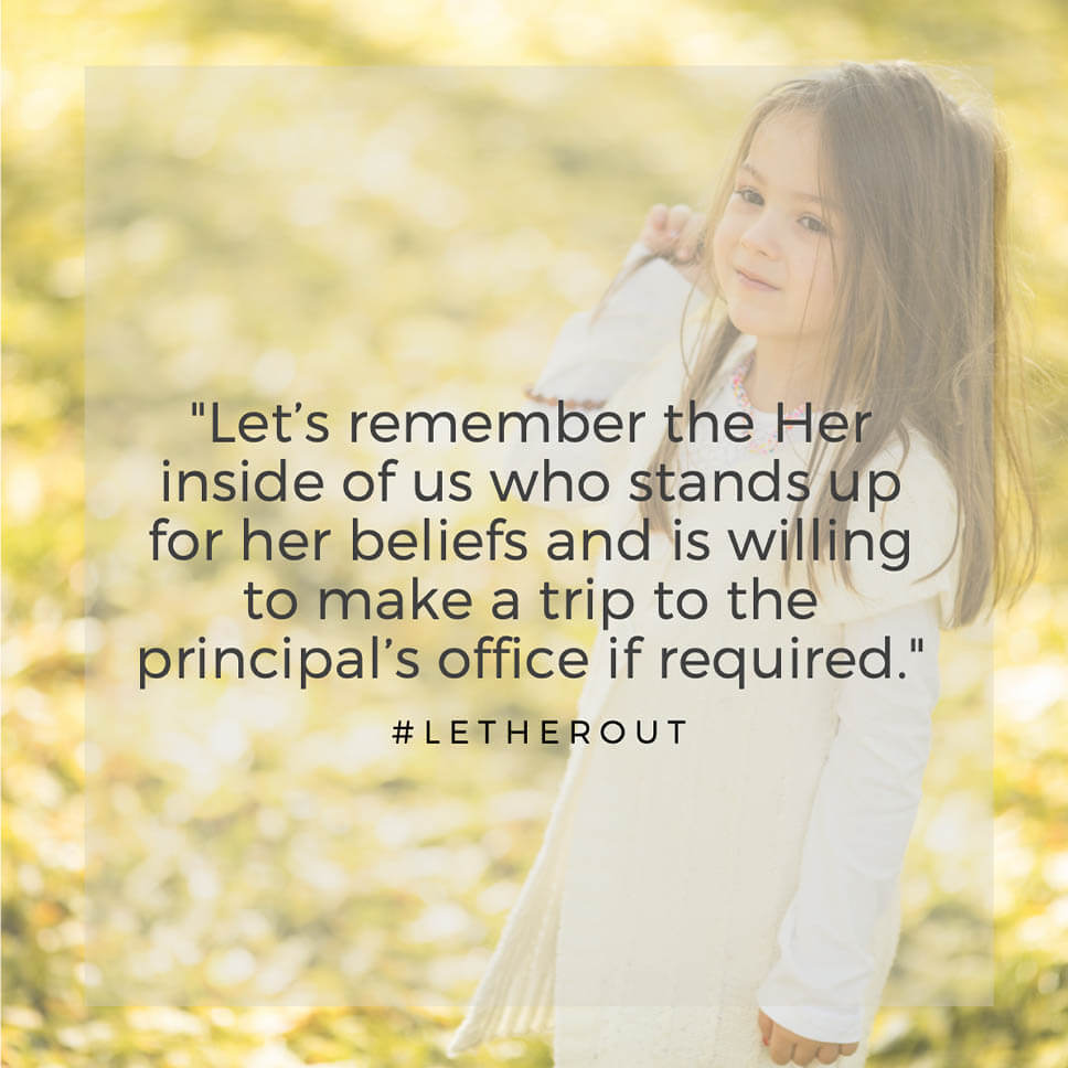 Let Her Out - Principal