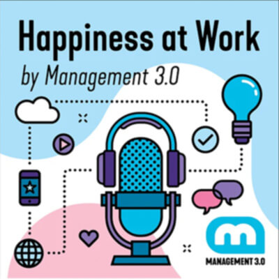 Happiness At Work by Management 3.0 - Natalie Siston Let Her Out
